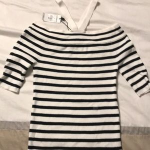 NWT Express Off-the-Shoulder Top